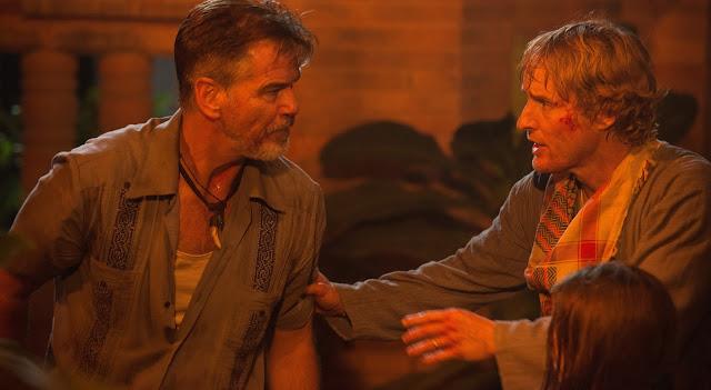Confira vídeo inédito do thriller de ação Horas de Desespero, com Pierce Brosnan e Owen Wilson