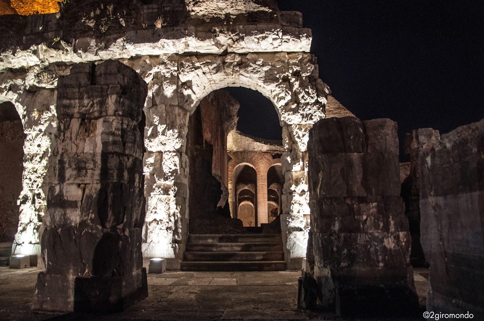 Amphitheatre of Santa Maria Capua Vetere