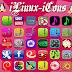 iLinux icons v8.7 para os Ubuntu 13.10/13.04/12.10/12.04
