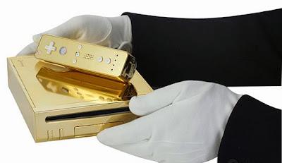 Creative Golden Gadgets and Cool Gold Gadget Designs (15) 10
