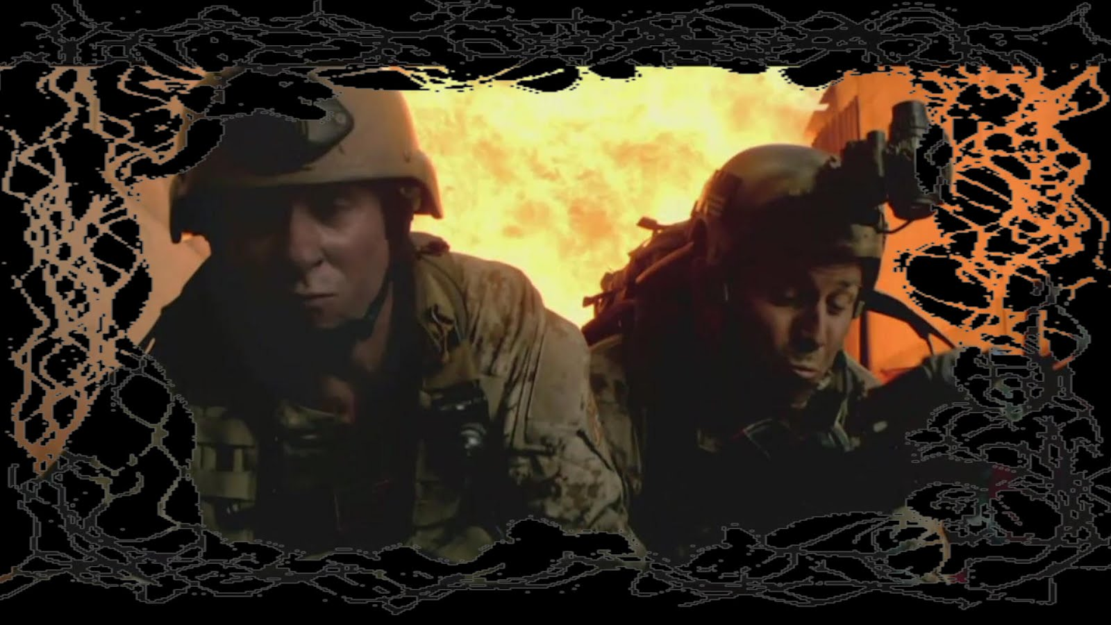 Act of Valor wallpaper : one facial expression | MoovieWatch!