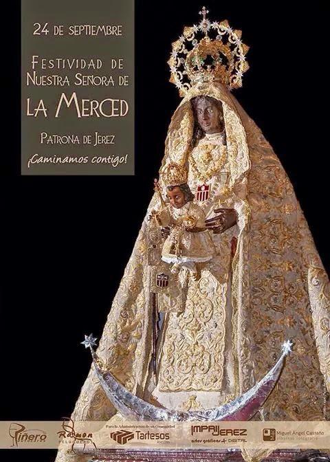 Ntra. Señora de la Merced Coronada