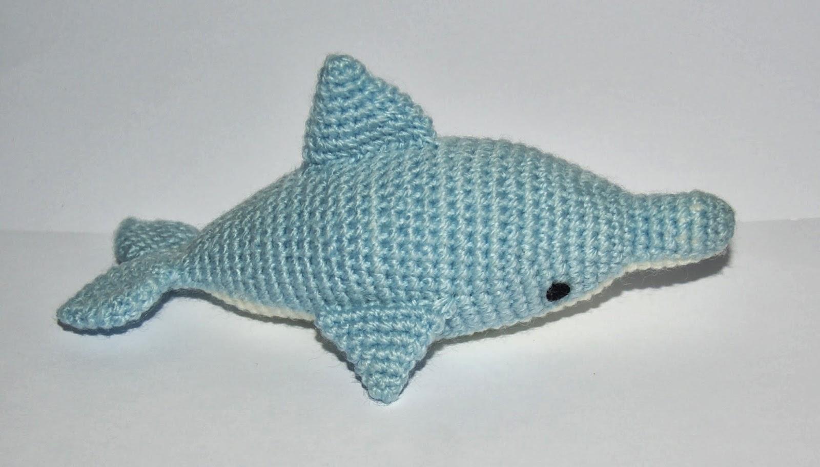 Tutorial Delfin Amigurumi : AMIGURUMIS AND CROCHET: TUTORIAL DELF?N