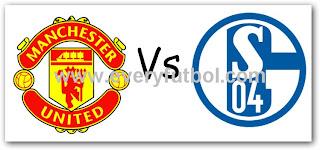 Ver Manchester United Vs Schalke En Vivo