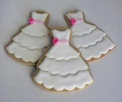 flower girl cookies