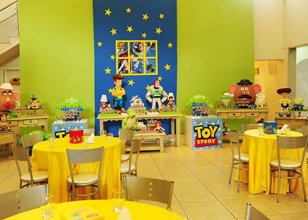 Toy Story Birthday Party Supplies, Toy Story Birthday ...