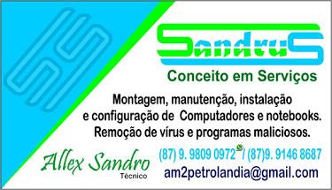 SANDRU'S - Conceito em Serviços