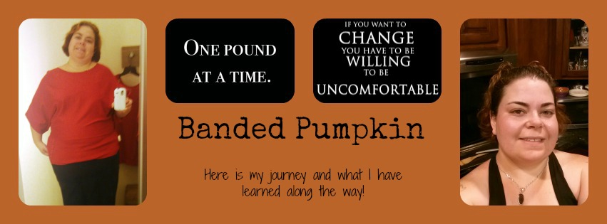 "My Journey as a ""Banded"" Pumpkin"