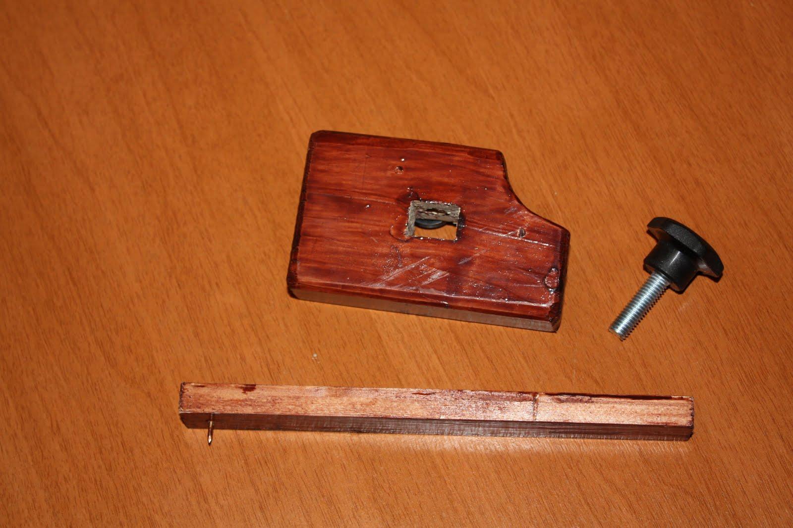 Brico carpinteria el gramil una nueva herramienta para - Herramientas de madera ...