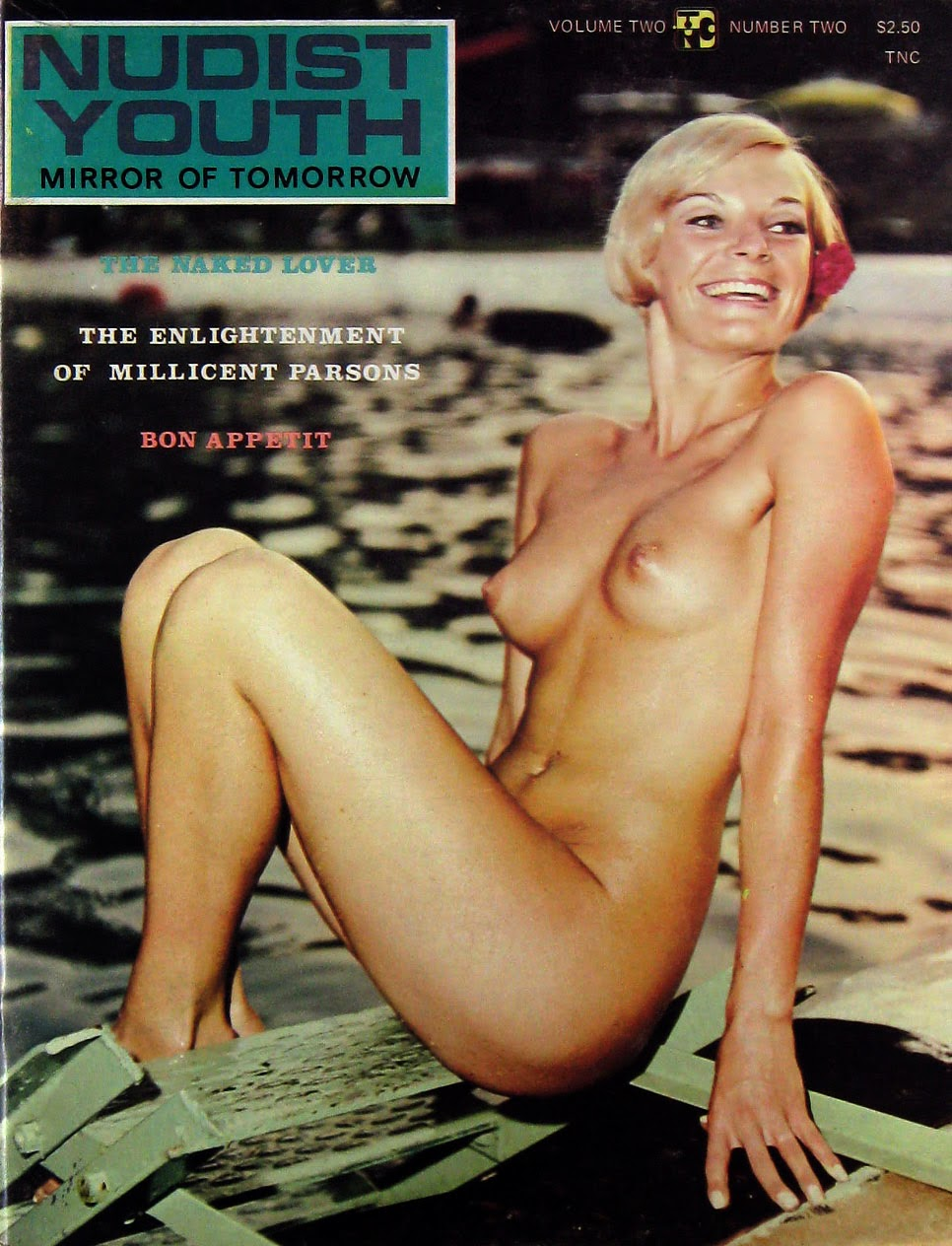 What Nudist sonnenfreunde sonderheft magazine