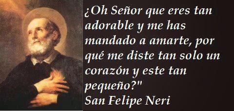 San Felipe Neri - Mayo 26