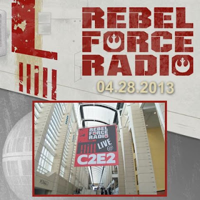 rebelforce radio c2e2
