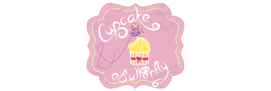 Cupcake & Butterfly