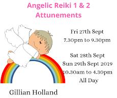 Angelic Reiki Attunements