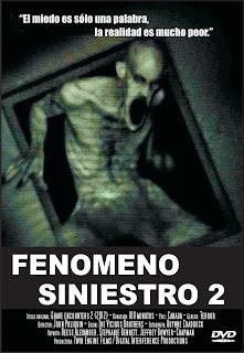 Fenomeno Siniestro 2 (2012)