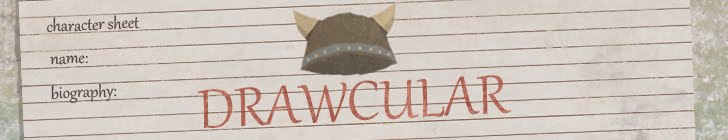 Drawcular
