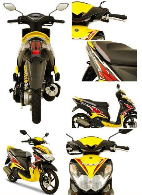 Harga dan Spesifikasi Yamaha Xeon RC YMJET-FI