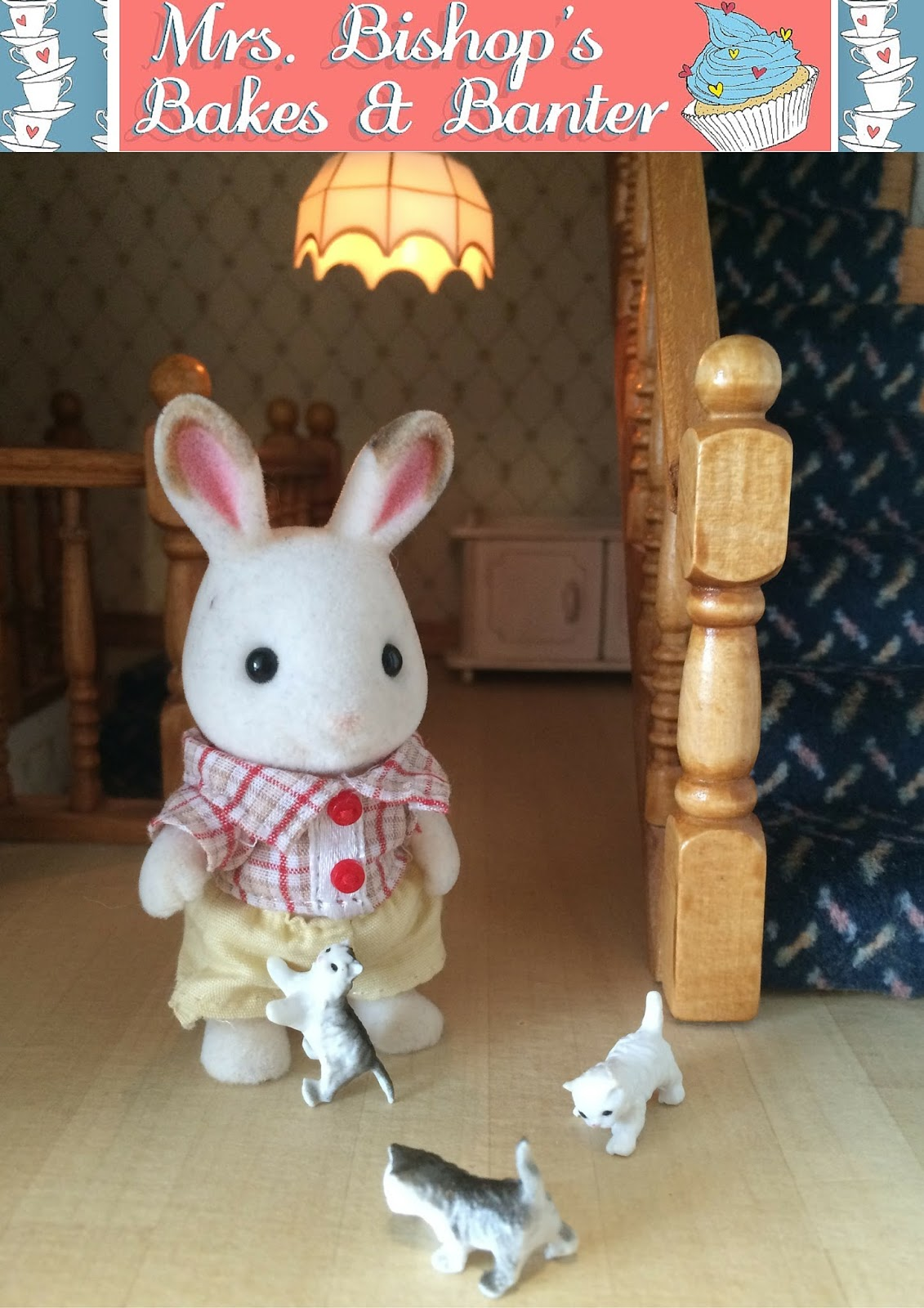 Mrs Bishops Bakes And Banter Im A Friend Of Sylvanian Families Walnut Squirrel Family