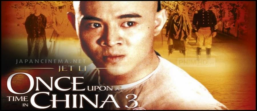 Phim Hoàng Phi Hồng 3 : Sư Vương Tranh Bá VietSub HD | Once Upon A Time In China 3 1993