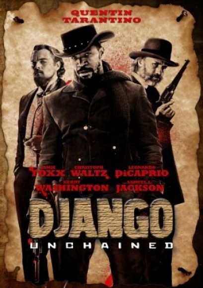 a review of django unchained a 2012 american western film by quentin tarantino Django unchained review by jeremi m  django unchained review by jeremi m - a good western film with some  director quentin tarantino is back with.