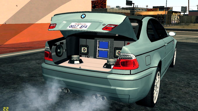 Template Gta Super Style v14: GTA SA - Musica direcional ao porta-malas