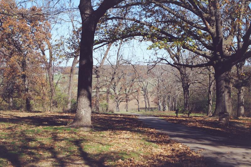Praire Grove Battlefield
