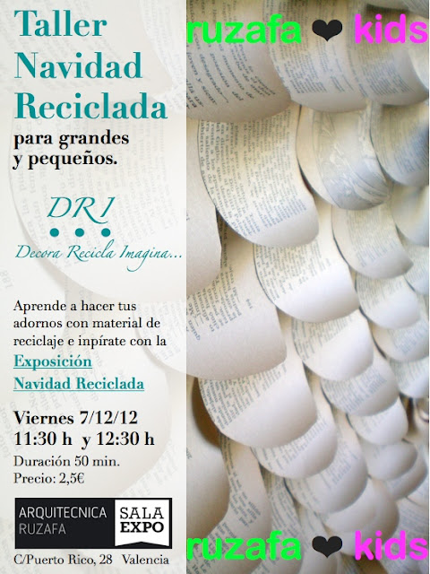 Taller Navidad Reciclada