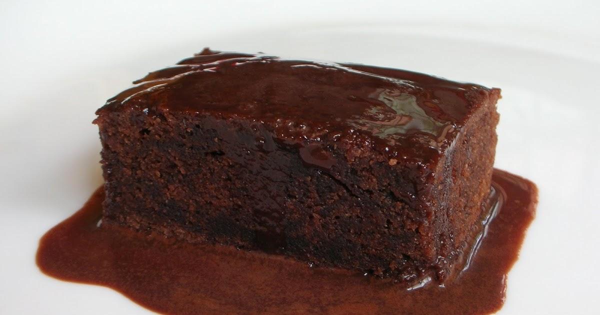 Chocolate Cake Gourmet Traveller