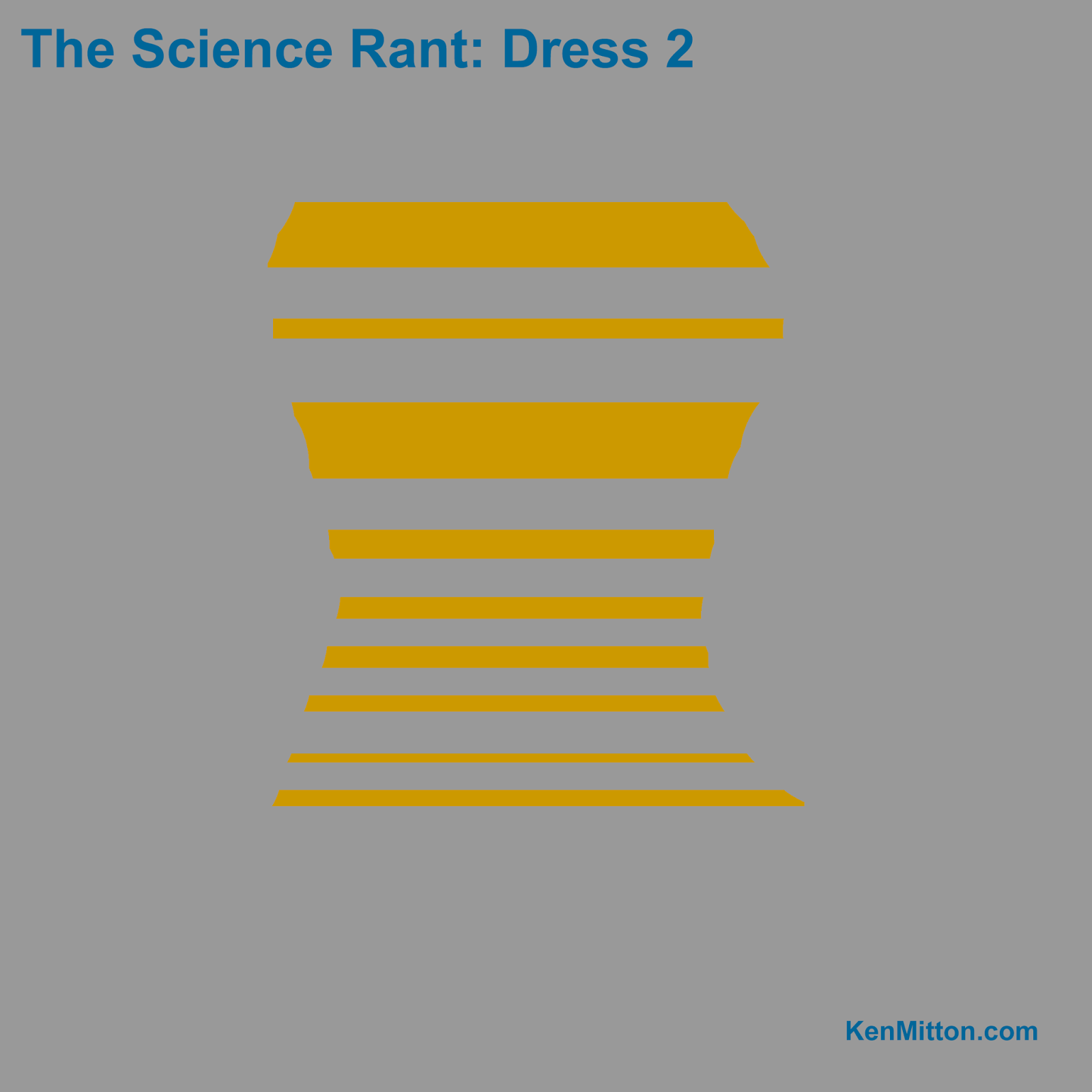 The dress explained - Black Or Gold Dress Explained By Your Friendly Neighborhood Vision Scientist Why Black To Some And Gold To Others It Has To Do With How Your Eyes Work