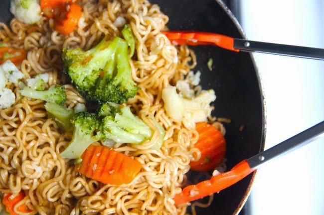 QUICK   CHEAP Chinese Noodle Stir fryFood and the City  QUICK   CHEAP Chinese Noodle Stir fry. Dinner Ideas For Two Chinese. Home Design Ideas