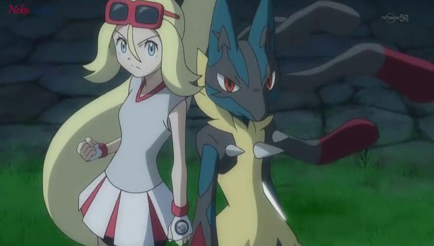Pokemon XY Episode 34 Subtitle Indonesia