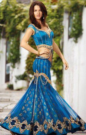 Zaina S Collections Indian Langa Choli Exclusive