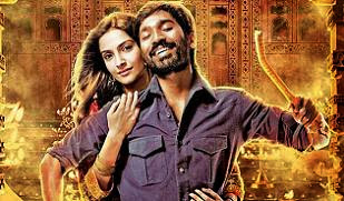 Ranjhanaa-Dhanush Bollywood Movie