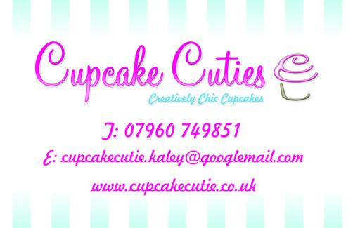 Contact Cupcake Cuties