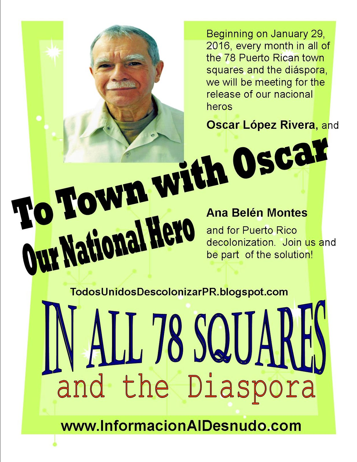 To Town with Oscar 2016 Campaign