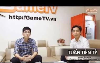 AOE BÉ YÊU CUP 2015 - Trò chuyện cùng cựu BLV AOE Linh Mèo