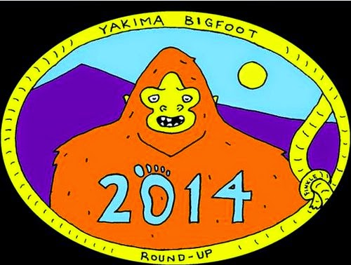 Yakima Washington Bigfoot Round-Up