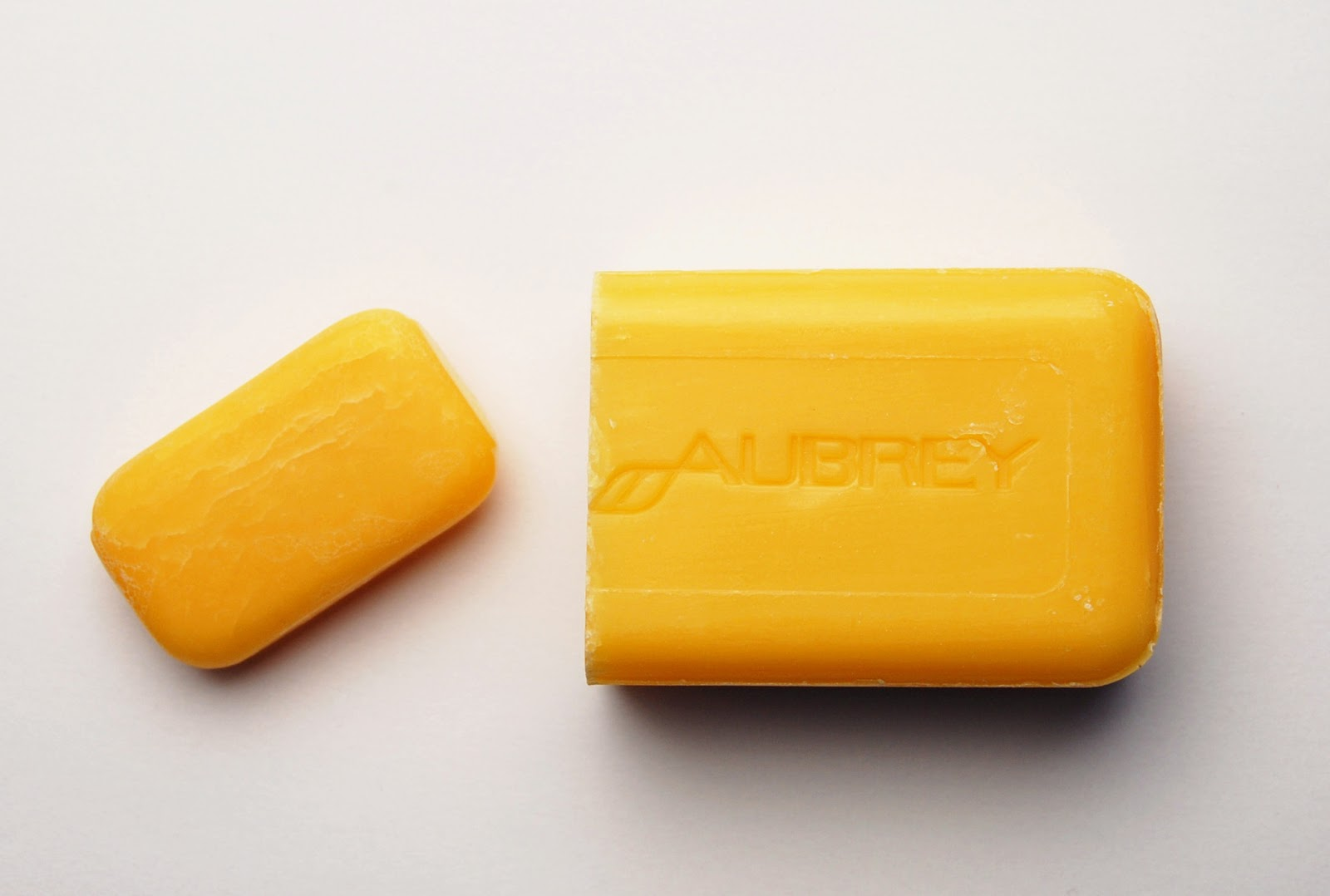 Aubrey Sea Buckthorn Nourishing Bath Bar