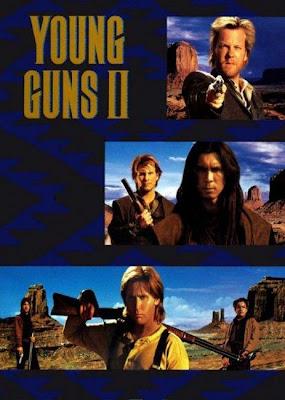 Young Guns 2: Blaze of Glory 1990 DVDRip Subtitulada