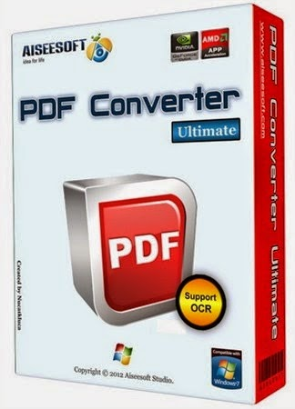 Aiseesoft PDF Converter Ultimate 3.2.12 download