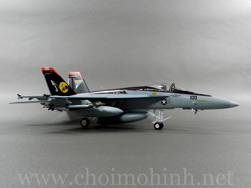 F-18E Super Hornet US Navy 1:72 Witty Wings