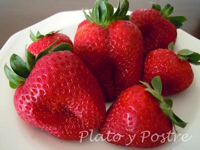 Confitura de Fresas
