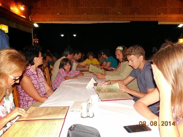 taverna pescareasca la Pelion