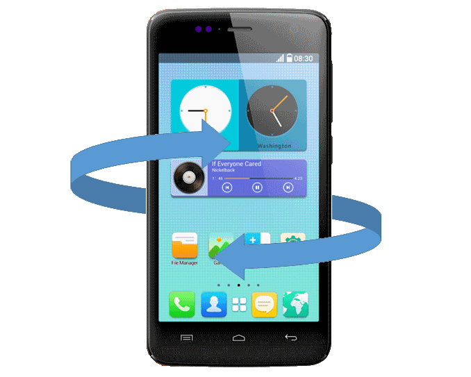 myphone rio lite swap