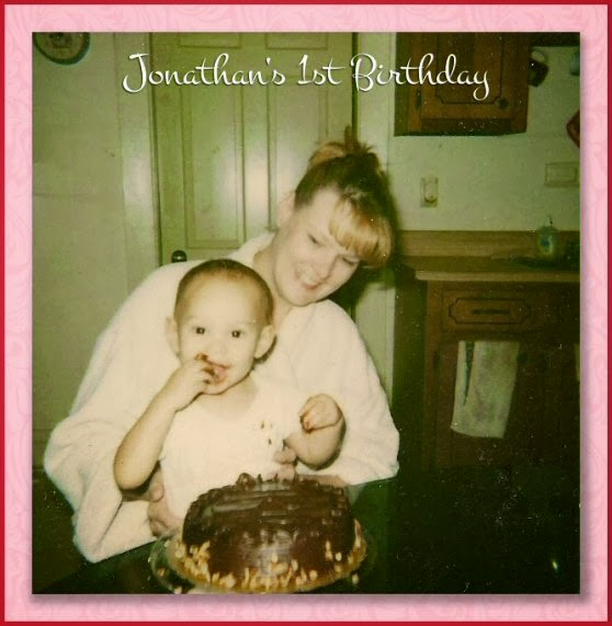 A Very Happy 14th To My Dear Son, Jonathan