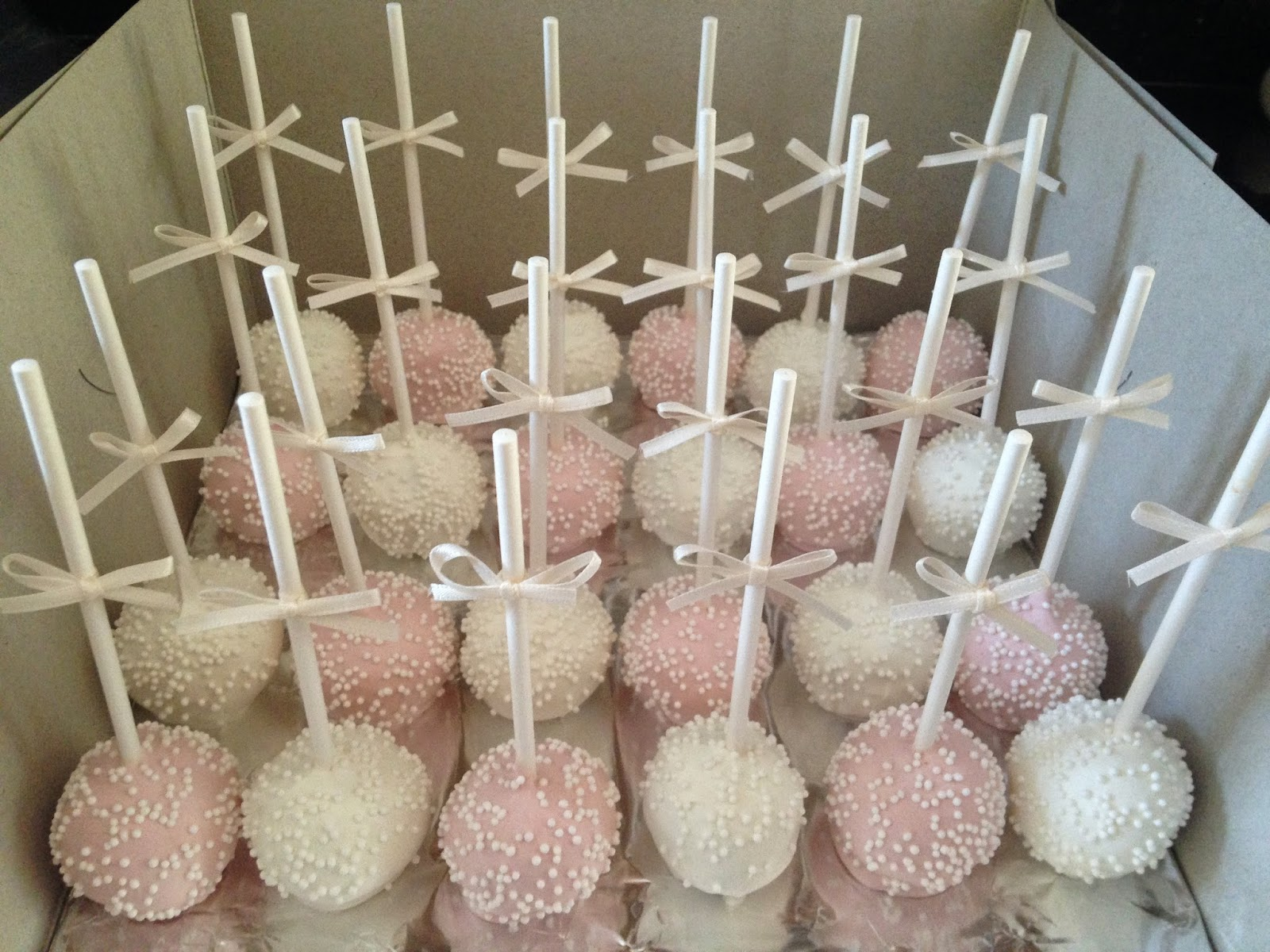 Cake Pop Stand Ideas