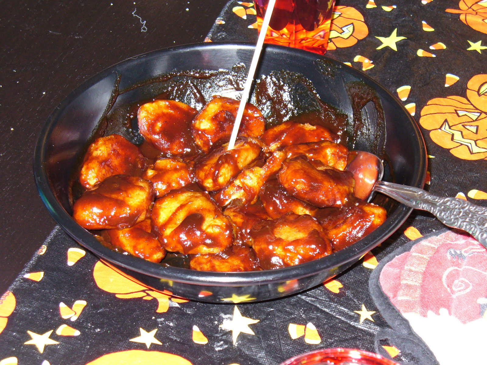 Recipe shoebox fun halloween food ideas for Cuisine halloween