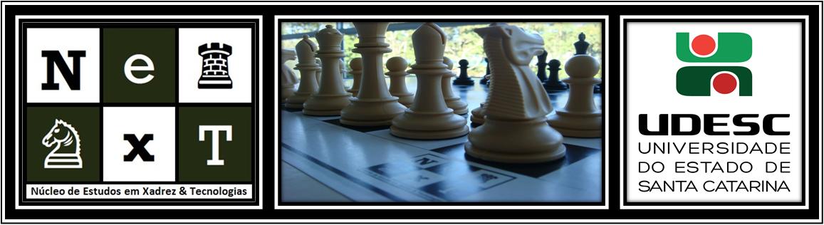Blog do NexT - Núcleo de Estudos em Xadrez & Tecnologias