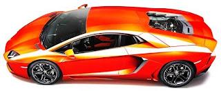 Lamborghini Aventador LP 700 4-3