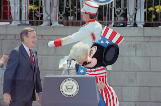 Disney and U.S. Presidents